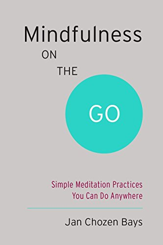 9781611801705: Mindfulness on the Go (Shambhala Pocket Classic): Simple Meditation Practices You Can Do Anywhere