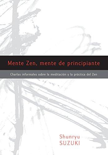 9781611802245: Mente Zen, Mente de Principiante (Zen Mind, Beginner's Mind)