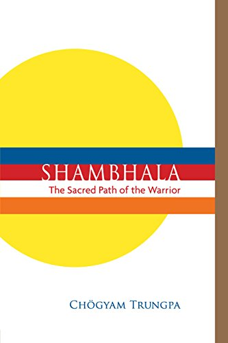 9781611802320: Shambhala: The Sacred Path of the Warrior