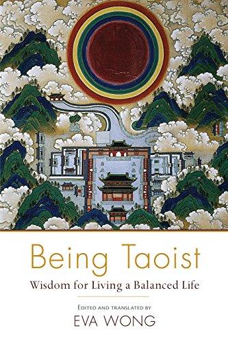 9781611802412: Being Taoist: Wisdom for Living a Balanced Life