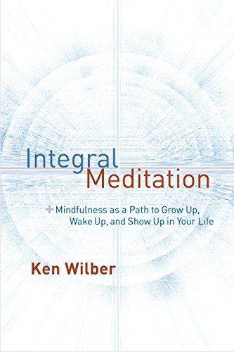 9781611802986: Integral Meditation: Mindfulness as a Way to Grow Up, Wake Up, and Show Up in Your Life