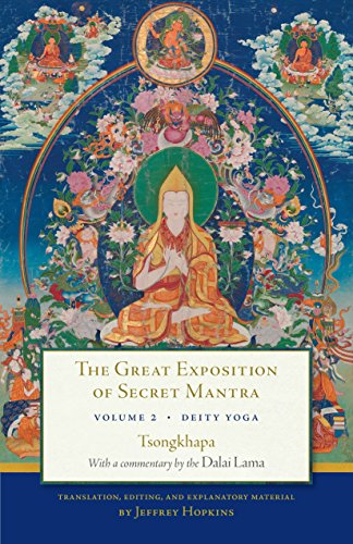 9781611803587: The Great Exposition of Secret Mantra, Volume Two: Deity Yoga