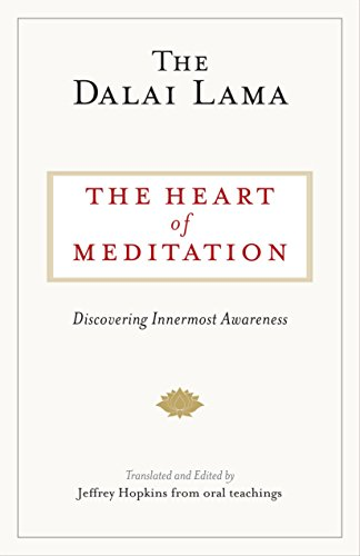 9781611804089: The Heart of Meditation: Discovering Innermost Awareness