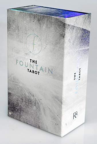 9781611805482: The Fountain Tarot: Illustrated Deck and Guidebook
