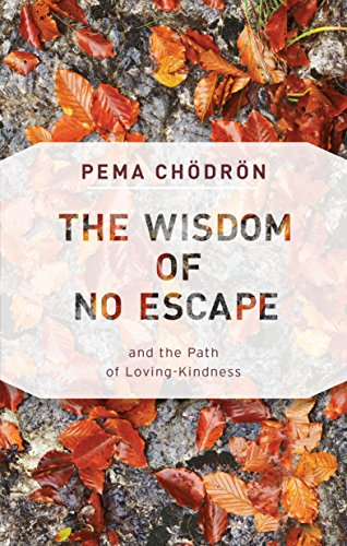 9781611806052: The Wisdom of No Escape: And the Path of Loving-Kindness
