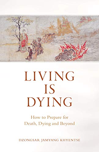 9781611808070: Living is Dying: How to Prepare for Death, Dying and Beyond