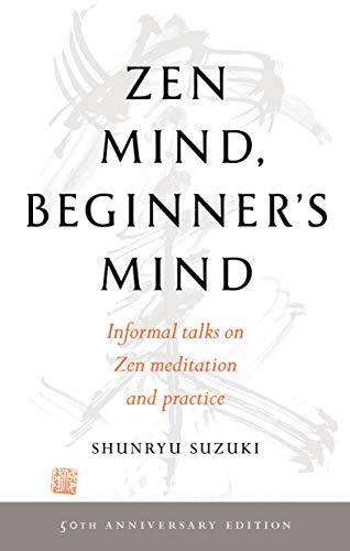 9781611808414: Zen Mind, Beginner's Mind: 50th Anniversary Edition