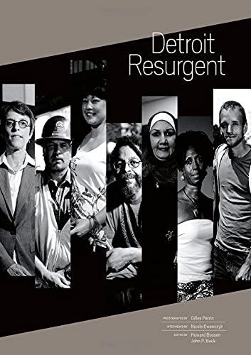 Detroit Resurgent (Hardcover): Gilles Perrin