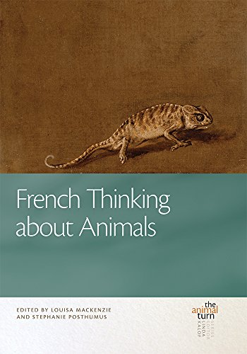9781611861525: French Thinking About Animals