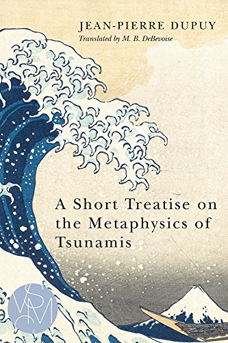 9781611861853: A Short Treatise on the Metaphysics of Tsunamis (Studies in Violence, Mimesis, and Culture)