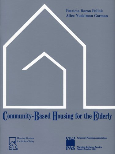 9781611900248: Community-Based Housing for the Elderly: A Zoning Guide for Planners and Municipal Officials