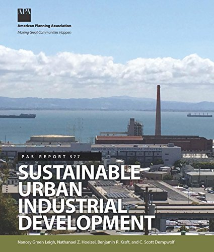 Sustainable Urban Industrial Development (Pas Report)