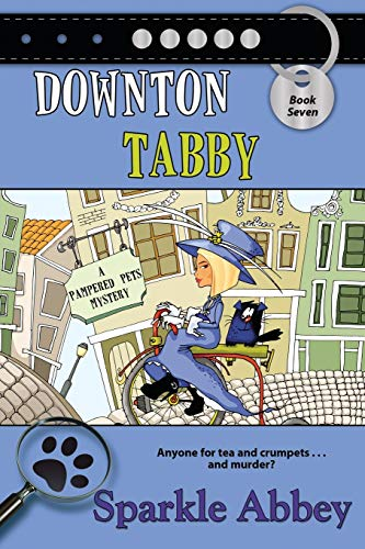9781611946246: Downton Tabby: The Pampered Pets Mysteries, Book 7