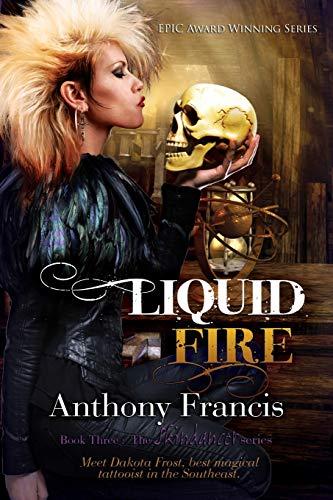 9781611946260: Liquid Fire: The Skindancer Series, Book 3