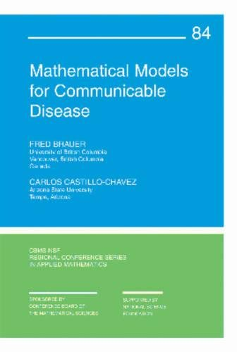 Mathematical Models for Communicable Diseases Paperback (CBMS-NSF Regional Conference Series in ...