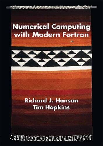 9781611973112: Numerical Computing With Modern Fortran (Applied Mathematics)