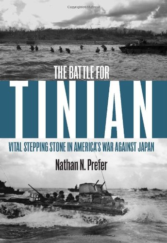 9781612000947: The Battle for Tinian: Vital Stepping Stone in America's War Against Japan