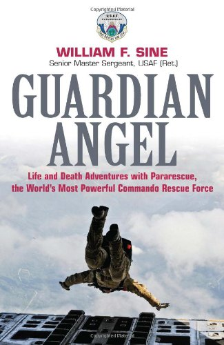 9781612001227: Guardian Angel: Life and Death Adventures with Pararescue, the World's Most Powerful Commando Rescue Force