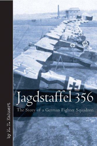Jagdstaffel 356 Format: Hardcover