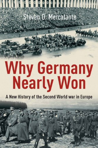 why germany lost the world war two essay Another reason germany lost world war two was due to its lack of economic resources its failure to produce enough ersatz goods and become a fully autarkic nation was a failure, meaning that countries like america and russia with colossal economies could use this to essentially overpower the german.