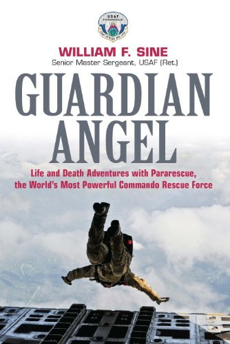 9781612002514: Guardian Angel: Life and Death Adventures with Pararescue, the World's Most Powerful Commando Rescue Force