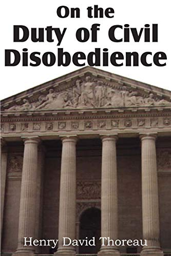 9781612030623: On the Duty of Civil Disobedience