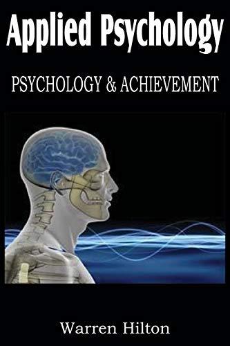 9781612031026: Applied Psychology, Psychology and Achievement
