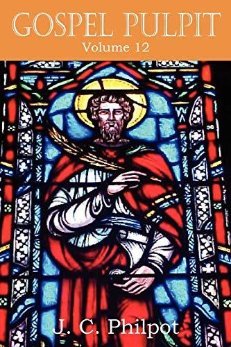 9781612033785: Gospel Pulpit Volume XII