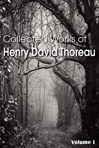 9781612035055: Collected Works of Henry David Thoreau