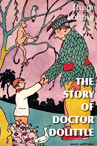 The Story of Doctor Dolittle (1612035264) by Hugh Lofting