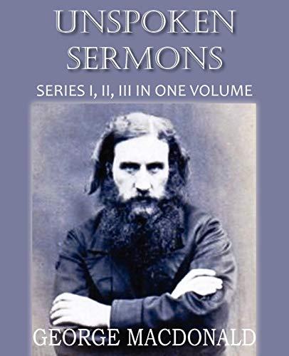 9781612035277: Unspoken Sermons Series I, II, and II