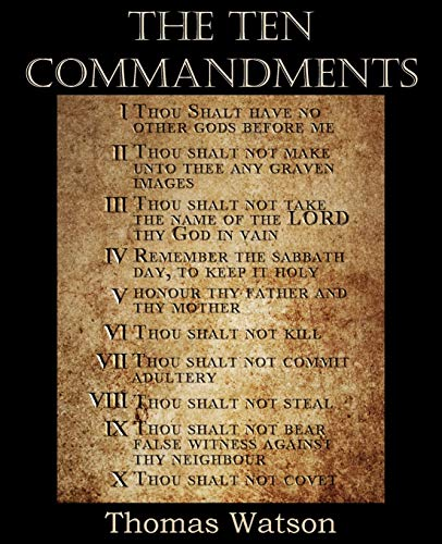 9781612036182: The Ten Commandments