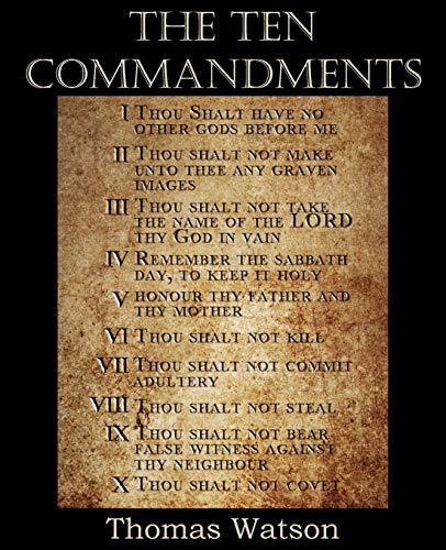 9781612036182: The Ten Commandments