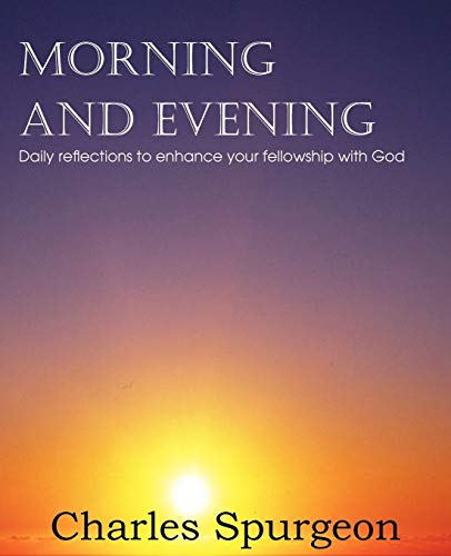 9781612036519: Morning and Evening