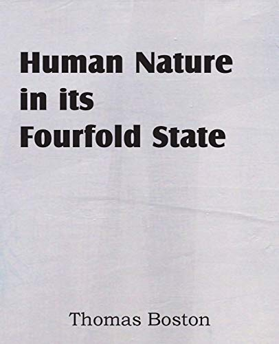 9781612038377: Human Nature in Its Fourfold State