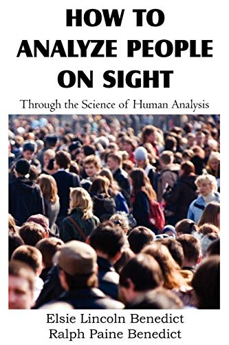 9781612038711: How to Analyze People on Sight