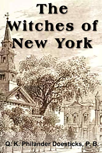 9781612039282: The Witches of New York