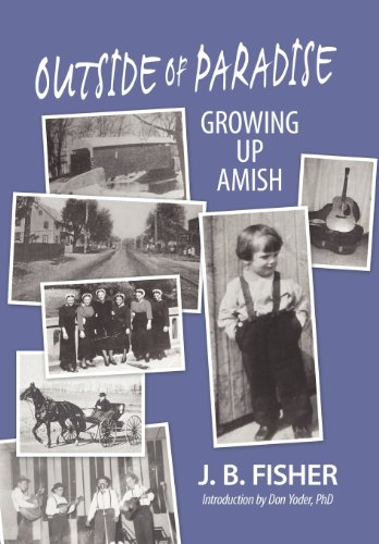 9781612043517: Outside of Paradise: Growing Up Amish