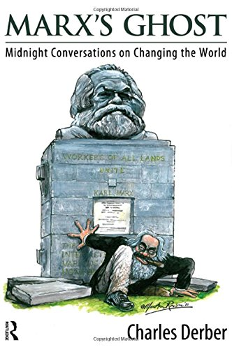 9781612050652: Marx's Ghost: Midnight Conversations on Changing the World