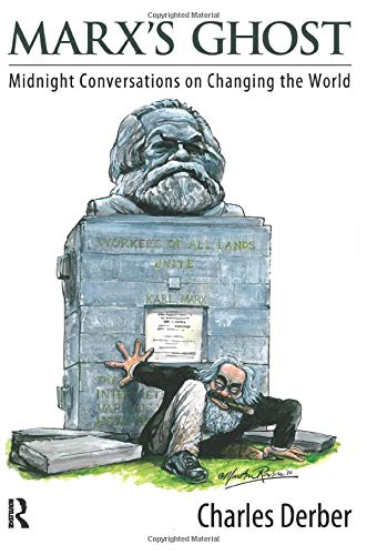 9781612050669: Marx's Ghost: Midnight Conversations on Changing the World