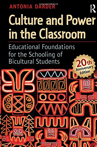 9781612050690: Culture and Power in the Classroom: Educational Foundations for the Schooling of Bicultural Students (Series in Critical Narrative)
