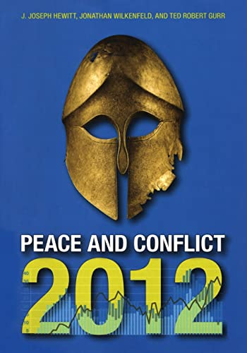 Peace and Conflict 2012: J. Joseph Hewitt,