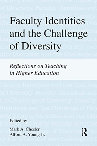 9781612051154: Faculty Identities and the Challenge of Diversity: Reflections on Teaching in Higher Education