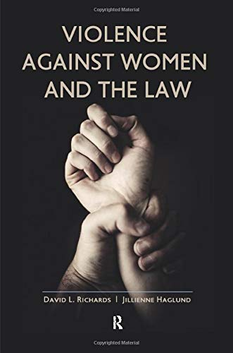 9781612051482: Violence Against Women and the Law (International Studies Intensives)