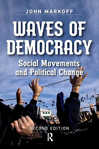 9781612052939: Waves of Democracy: Social Movements and Political Change, Second Edition