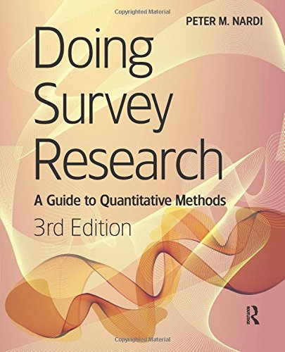 9781612053066: Doing Survey Research, 3rd Edition