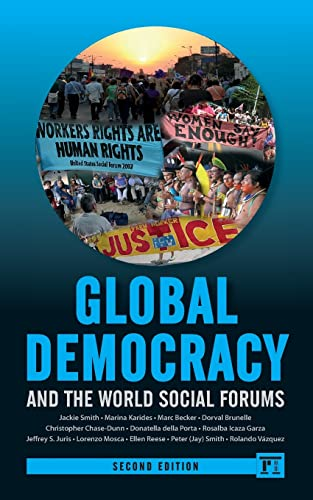 9781612056456: Global Democracy and the World Social Forums (International Studies Intensives)
