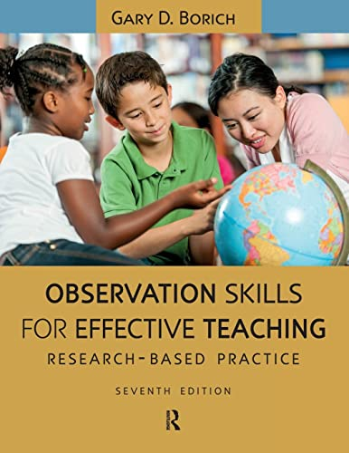9781612056777: Observation Skills for Effective Teaching: Research-Based Practice