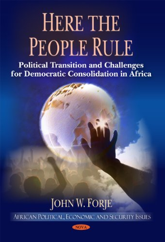 9781612090245: Here the People Rule (African Political, Economic, and Security Issues)