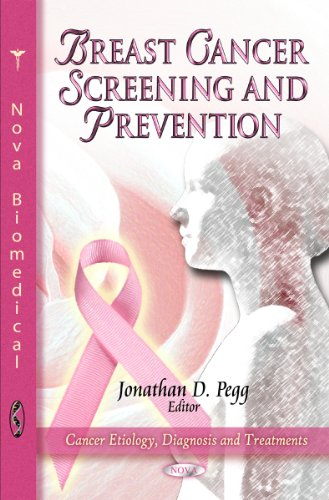 9781612092881: Breast Cancer Screening & Prevention (Cancer Etiology, Diagnosis and Treatments)